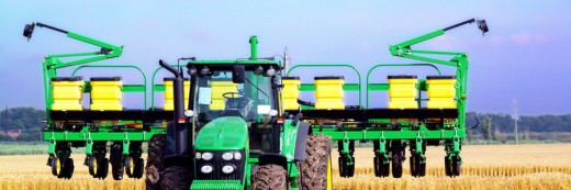 International Shipping for Agriculture Farming Vehicles