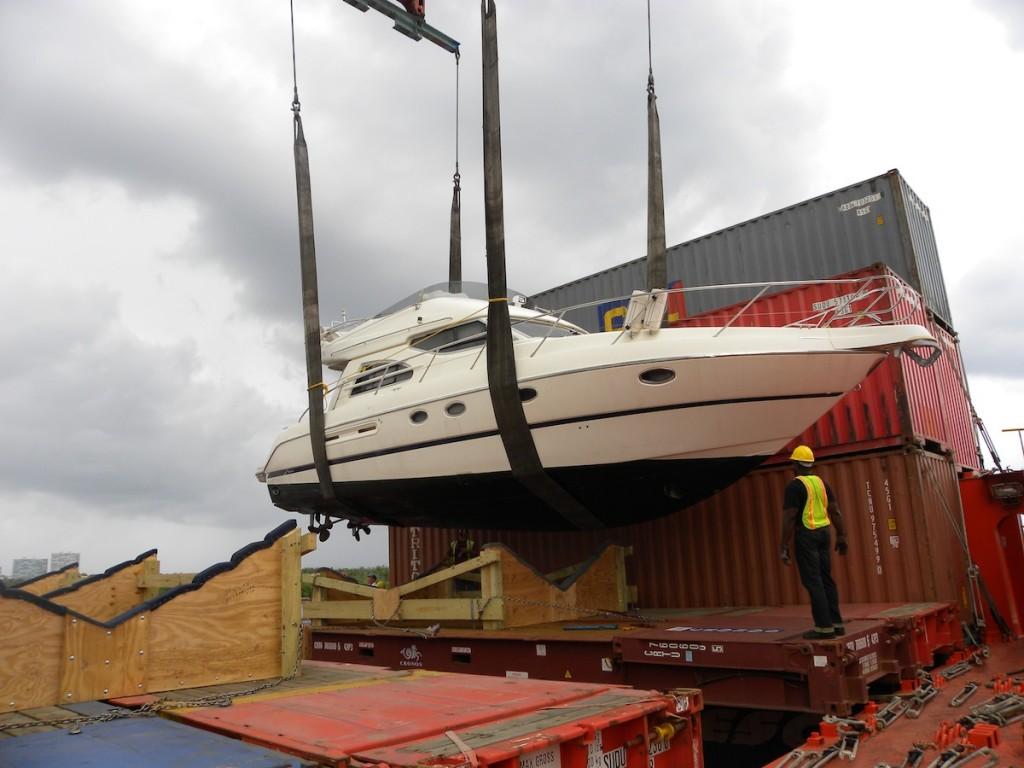 International Boat Moving