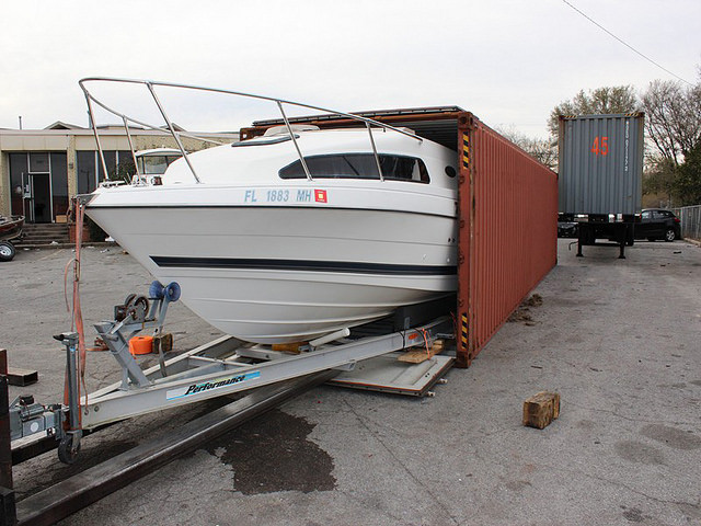 Boat Transport To Europe