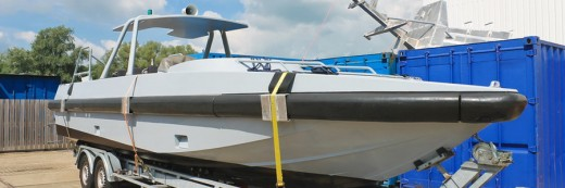 International Shipping for Boats Jet-skis Yachts